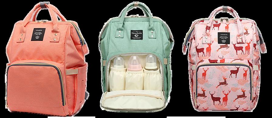 Рюкзаки для мам из Китая