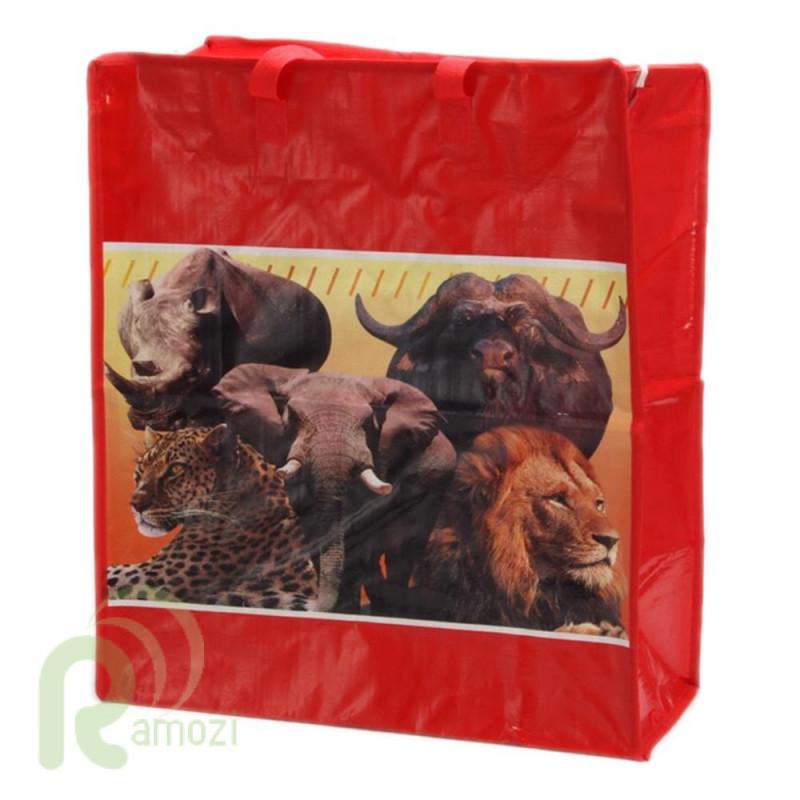 15bf4a055dfe Купить хозяйственную сумку с рисунком оптом в Москве